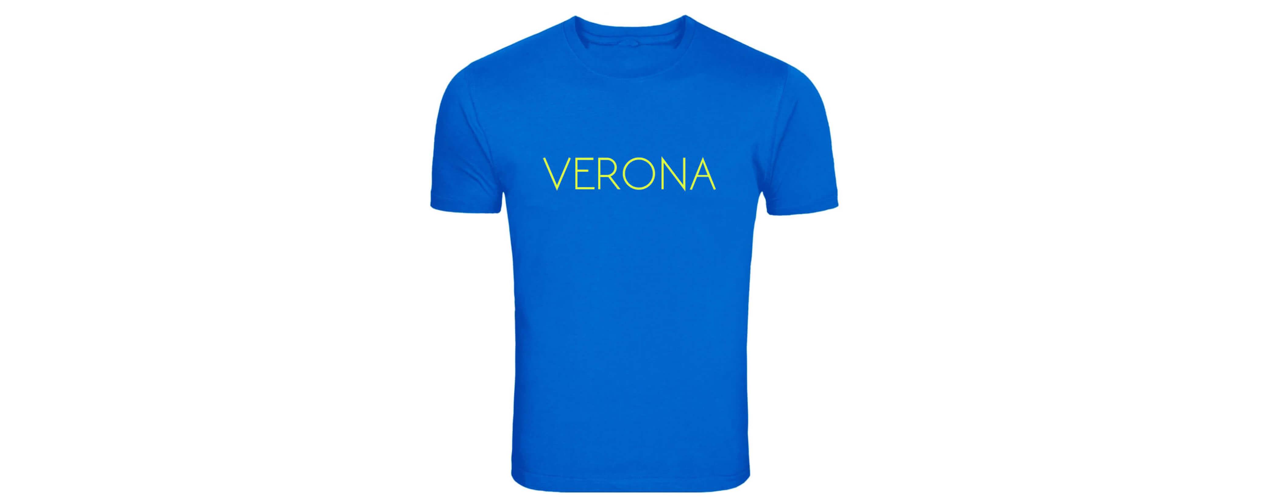 Magliette personalizzate verona crea la tua t shirt for Crea la tua casa online