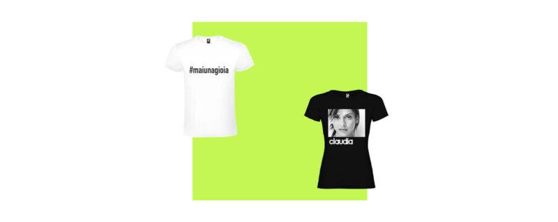 T-shirt Personalizzate Economiche