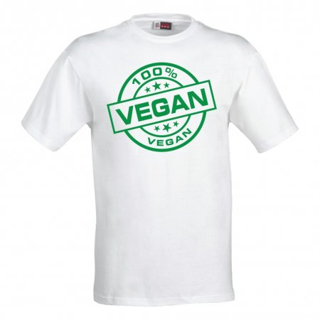 Maglietta Vegano