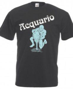 Maglietta Zodiaco Acquario