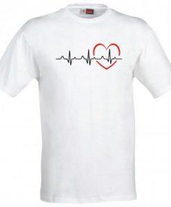 Maglietta Battito Cardiaco