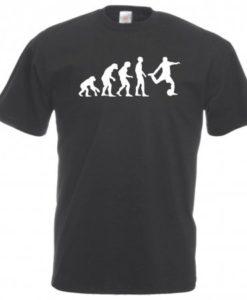 Maglietta Calcio Evoluzione