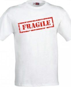 Maglietta Fragile