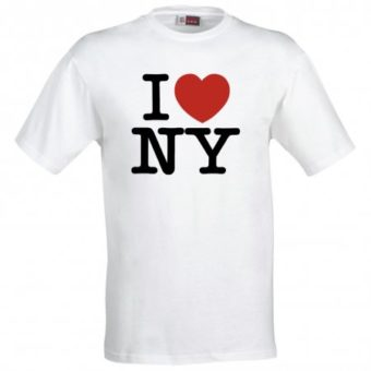Maglietta I Love New York