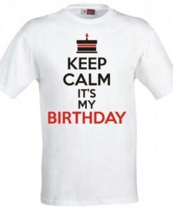 Maglietta Compleanno