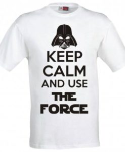 Maglietta Star Wars Keep Calm