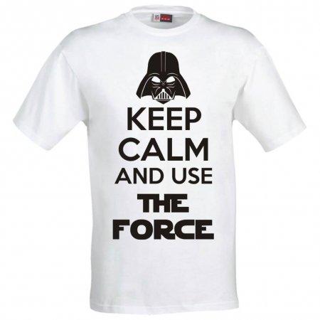 Maglietta Star Wars Keep Calm