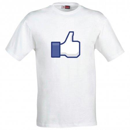 Maglietta Like Facebook