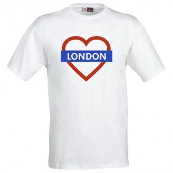Maglietta Londra