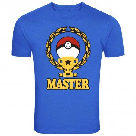 Maglietta Pokemon Master Trofeo