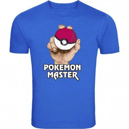 Maglietta Pokemon Master