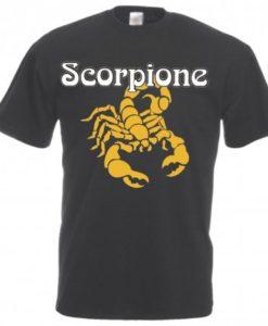 Maglietta Zodiaco Scorpione