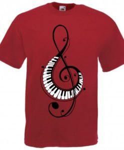 Maglietta Chiave di Violino