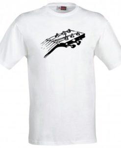 Maglietta Chitarra Disegno