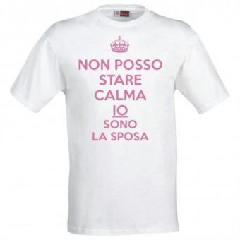 Maglietta Sposa