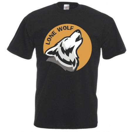 t shirt wolf maglietta personalizzabile online per. Black Bedroom Furniture Sets. Home Design Ideas