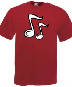 Maglietta Note Musicali