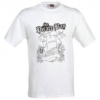 Maglietta Nave dei Pirati