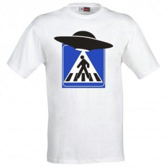 Maglietta Ufo Segnale
