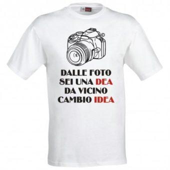 Maglietta Slogan