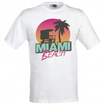 Maglietta Miami Beach