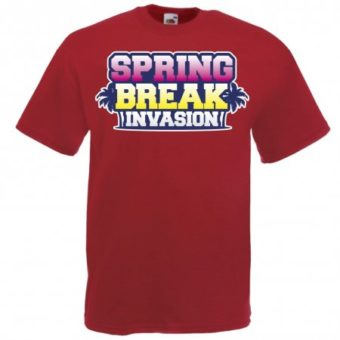 Maglietta Spring Break