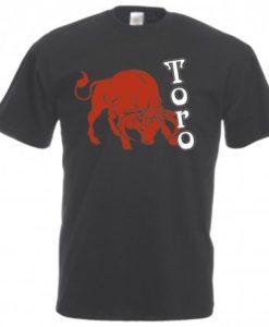 Maglietta Zodiaco Toro