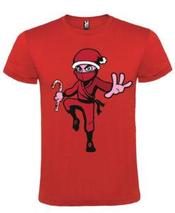 Maglietta Divertente Natale
