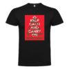 Maglietta Keep Calm Natale
