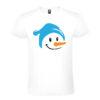 Maglietta Pupazzo di Neve