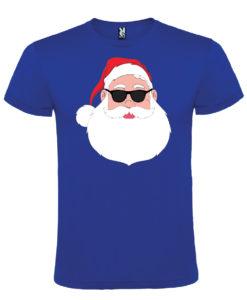 Maglietta Santa Claus Face