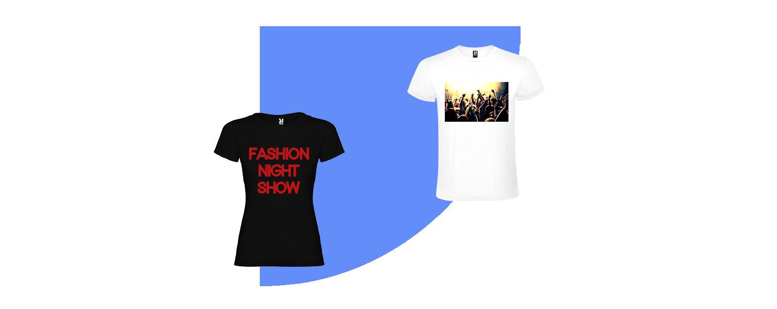 magliette personalizzate eventi